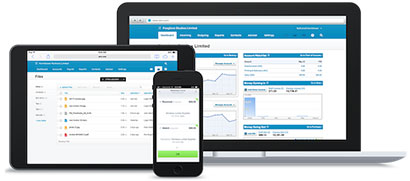 SeavorChartered Xero Mobile Accounting