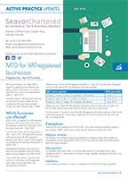 MTD for VAT registered businesses