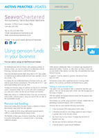 Using Pension Fund In Your Business